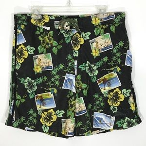 VTG Tommy Bahama LG Swimwear Relax Board Shorts